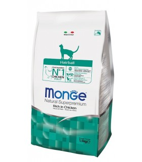 Monge gatto hairball 400 gr