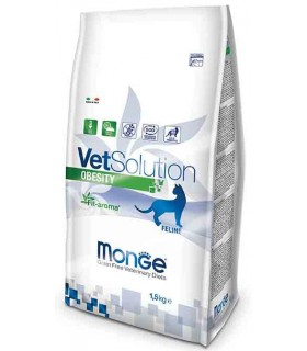 Monge vetsolution gatto obesity 400 gr