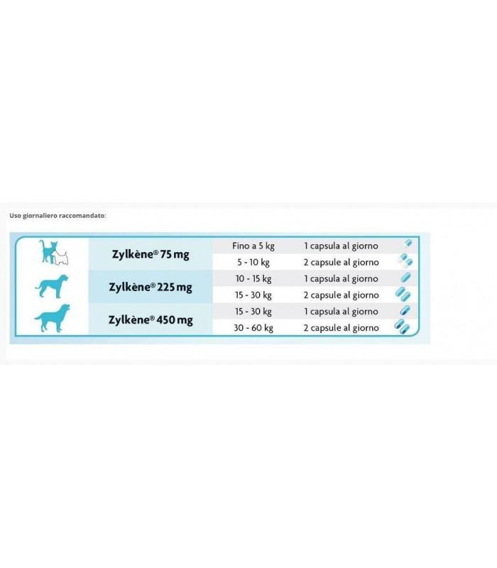 Vetoquinol zylkene cani 20 capsule 450 mg