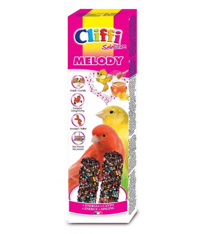 """Cliffi sticks canarini canto """"melody"""" 60 gr"""