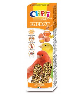 "Cliffi sticks canarini con uova e miele ""energy"" 60 gr"