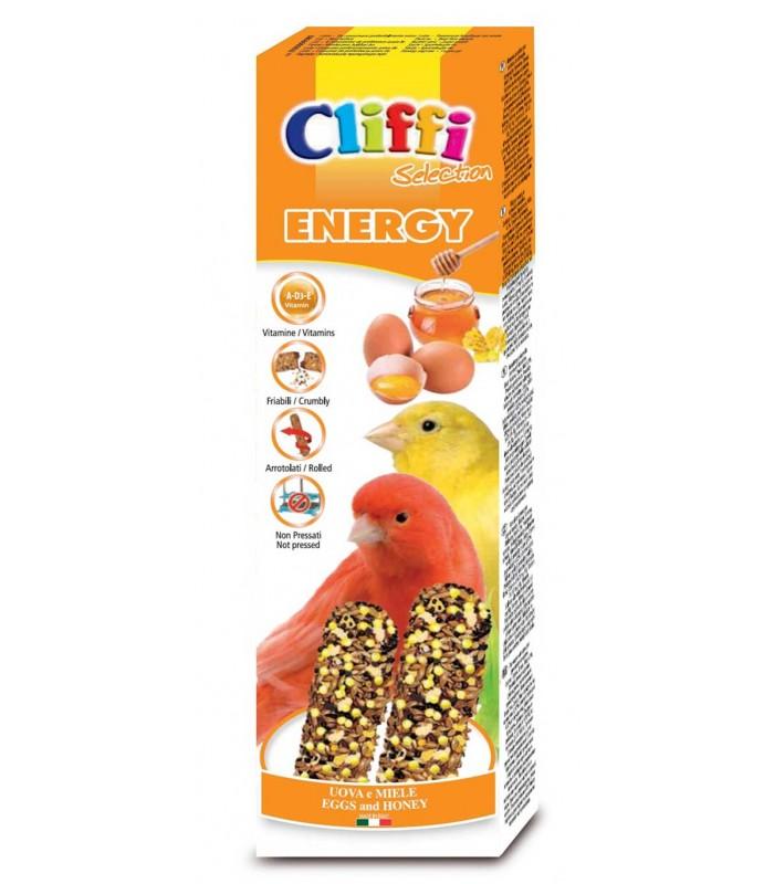 "Cliffi sticks canarini con uova e miele ""energy"" 60 gr"
