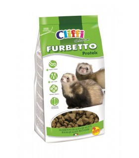 "Cliffi furbetto ""proteic"" selection 800 gr"