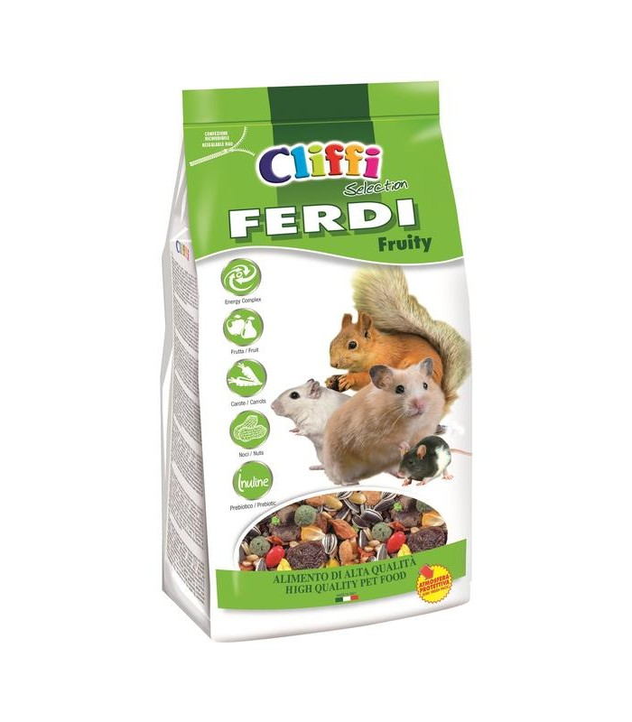 "Cliffi ferdi fruity ""selection"" 700 gr"