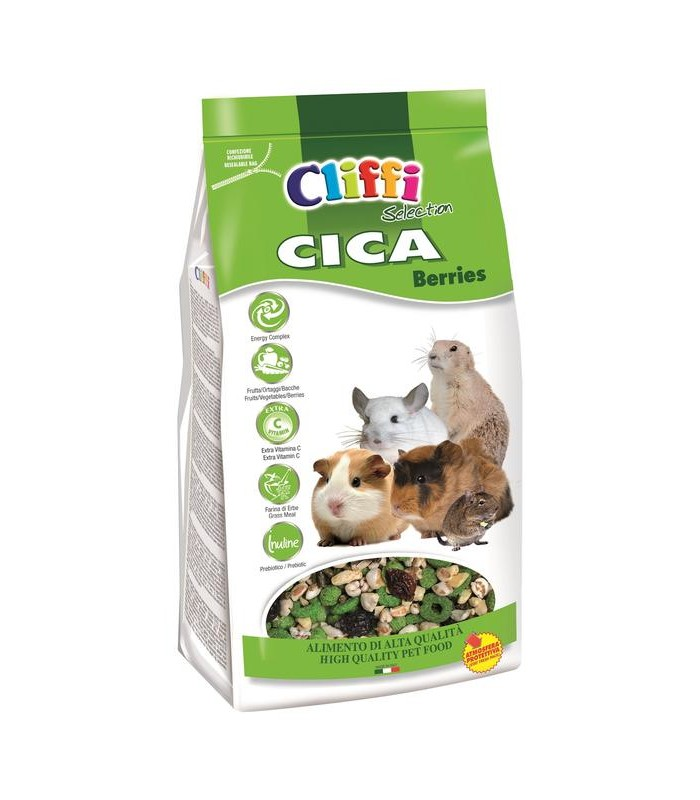 "Cliffi cica berry ""selection"" 800 gr"