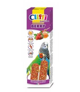 """Stick pappagallini esotici frutti di bosco e miele """"berry"""" 60 gr"""