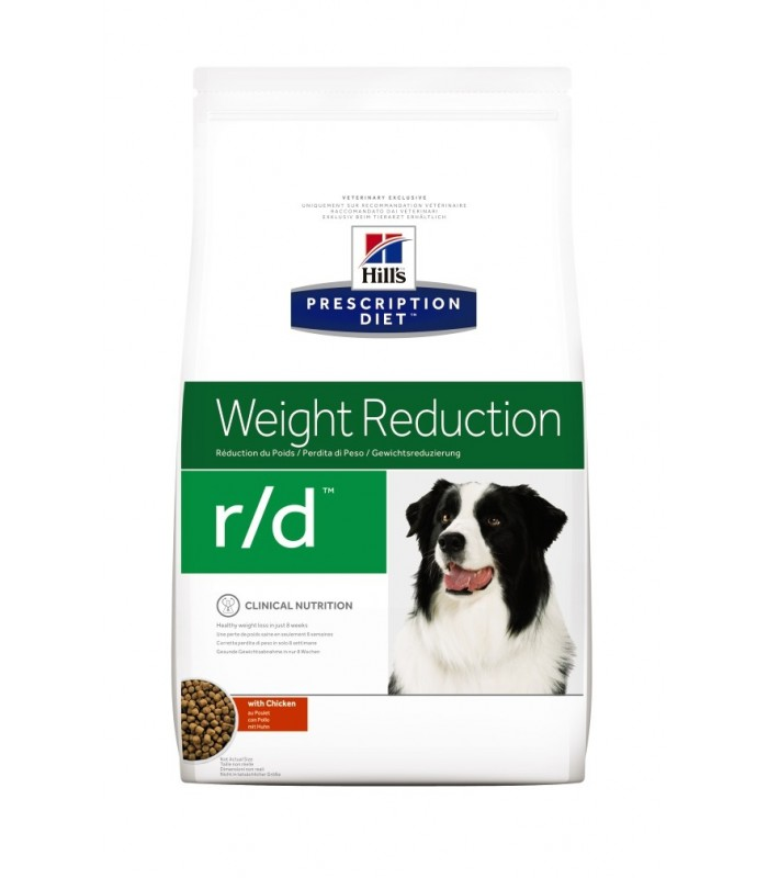 R/D CANINE 4 KG