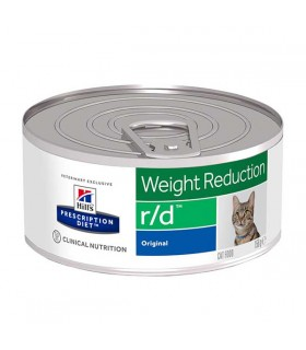 Hill's r/d feline lattina 156 gr