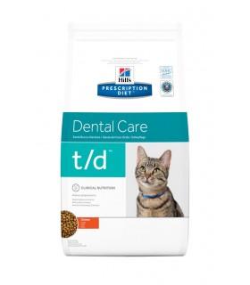Hill's t/d feline 1,5 kg