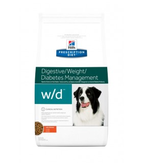Hill's w/d canine 4 kg