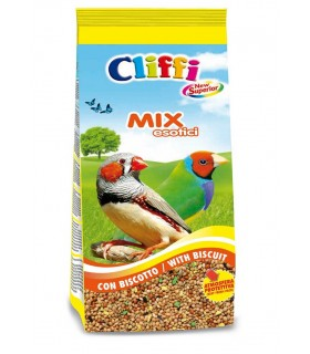 Cliffi new superior mix esotici 1 kg con biscotto