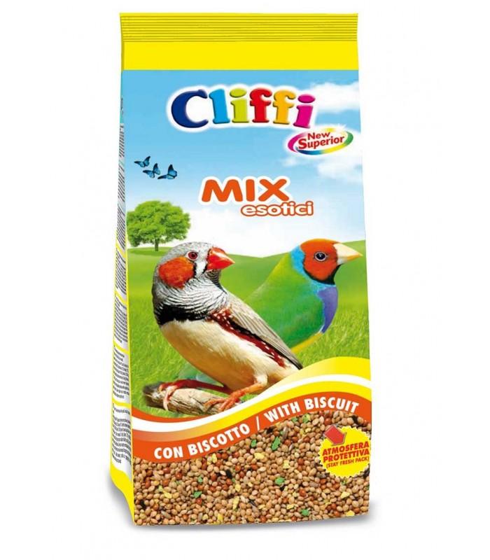 Cliffi new superior mix esotici 1 kg con biscotto
