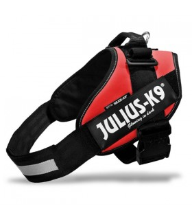 Julius k9 pettorinaIDC Power Harnesses RED Tg. 3