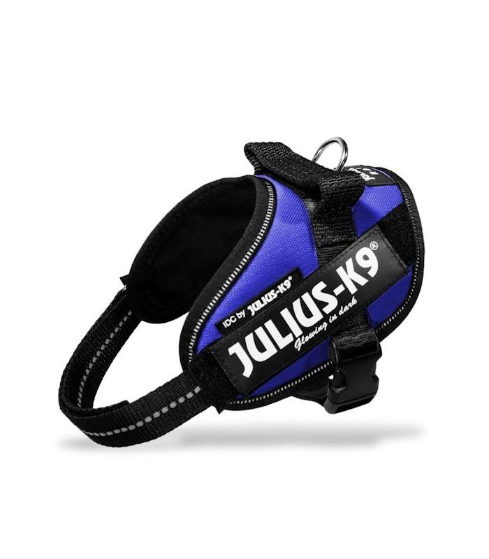 Julius k9 pettorina IDC Power Harnesses BLUE Tg. MINI-MINI