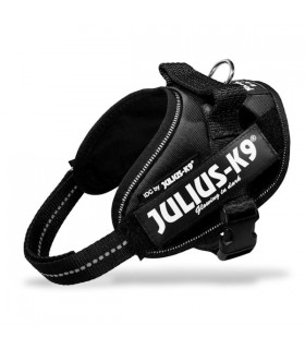 Julius k9 pettorina IDC Power Harnesses BLACK Tg. MINI-MINI