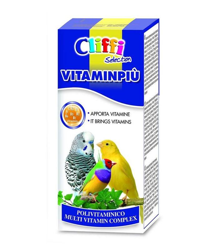 Cliffi vitaminpiu' flacone contagocce 25 gr