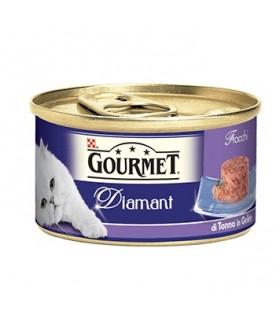 Gourmet diamant fiocchi di tonno in gelee 85 gr