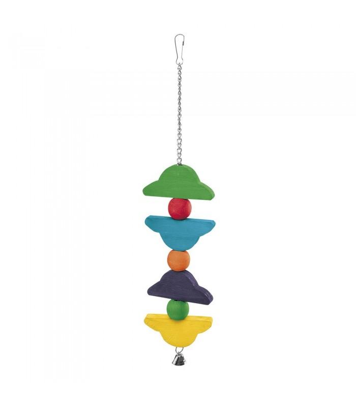 Ferplast PA 4096 gioco large pendente per pappagalli