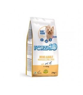 Forza 10 cane mini adult mantenimento pollo e patate 2 kg