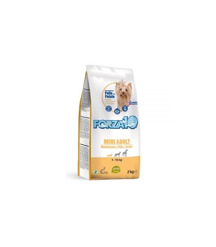 Forza 10 cane mini adult mantenimento pollo e patate 2 kg