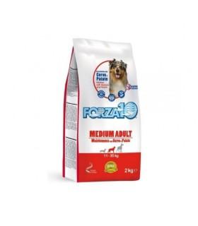 Forza 10 cane medium adult mantenimento cervo e patate 2 kg