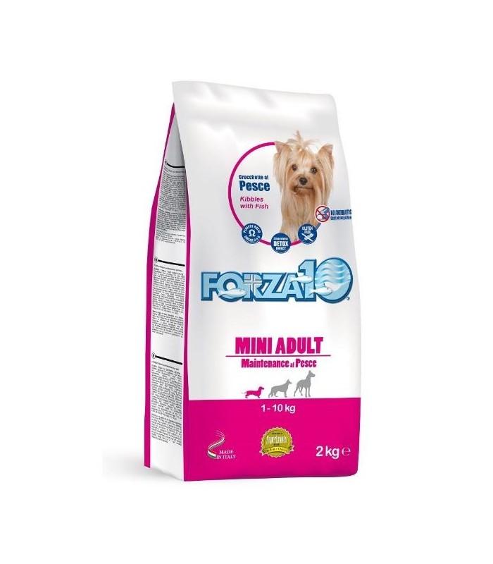 Forza 10 cane mini adult mantenimento pesce 2 kg