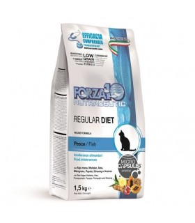 Forza 10 gatto regular diet pesce 1,5 kg