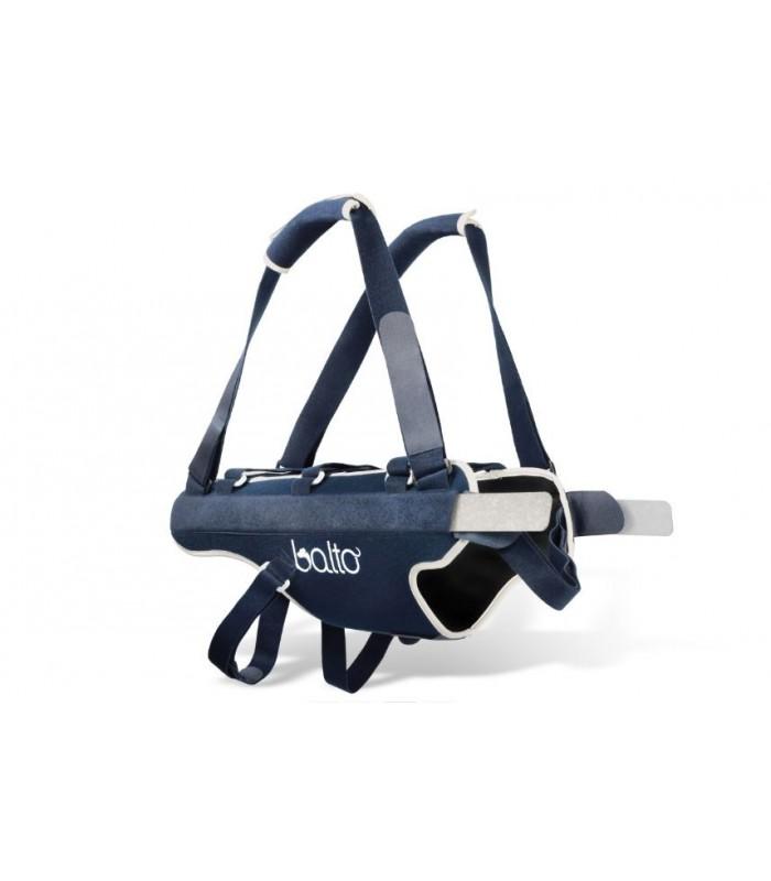 Balto body lift medio corpetto integrale con maniglia