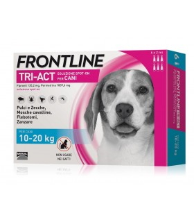 Frontline tri-act 6 pipette 2 ml 10-20 kg