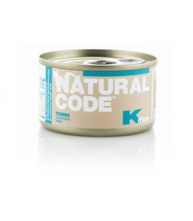 Natural code gatto kitten tonno 85 gr