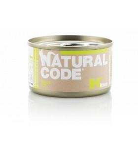 Natural code gatto kitten pollo 85 gr