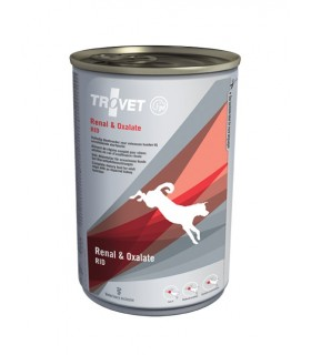 Trovet cane renal & oxalate 400 gr