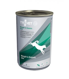 Trovet cane weight & diabetic 400 gr