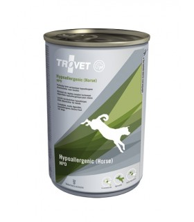 Trovetcane hypoallergenic cavallo 400 gr