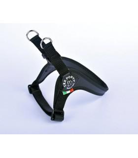 Tre Ponti pettorina easy fit sottopancia regolabile misura 4 nero