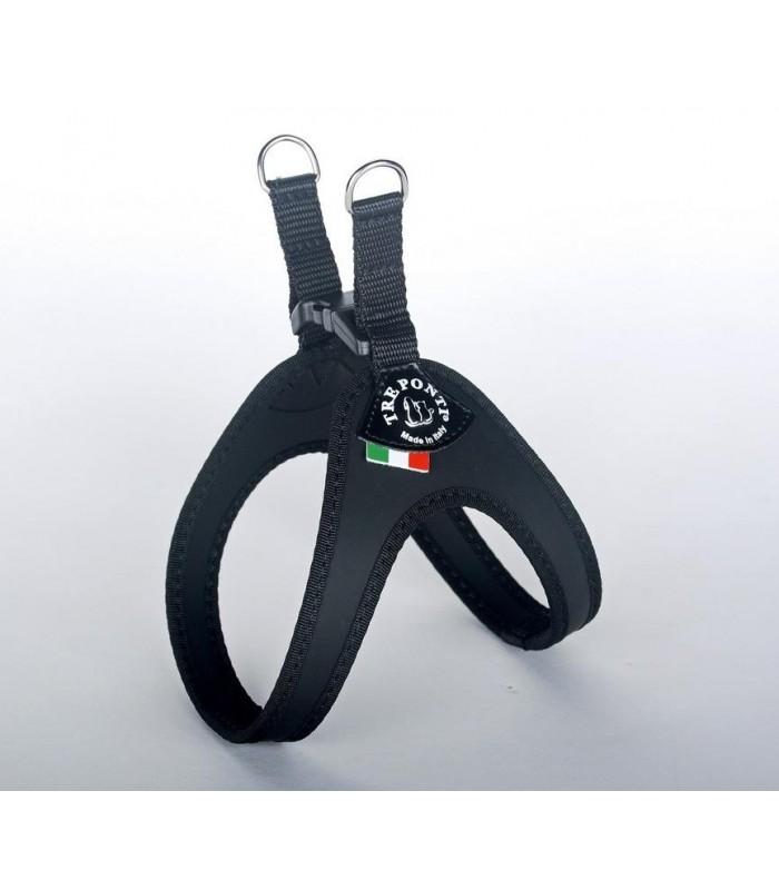 Tre Ponti pettorina easy fit classico misura 2,5 nero