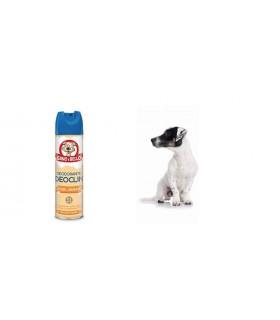 Bayer deodorante deoclin assorbiodore fiori d'arancio 250 ml sano & bello