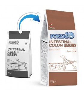 Forza 10 cane intestinal colon Fase-2 10 kg