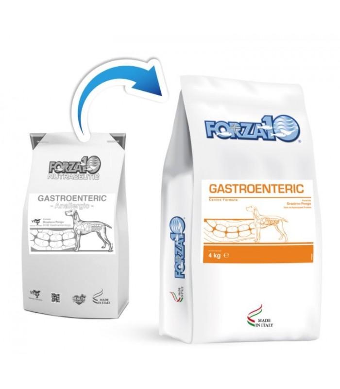 Forza 10 cane gastroenteric anallergic 10 kg