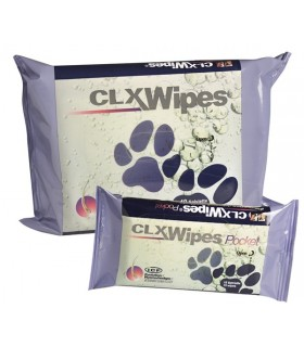 Icf clx wipes 40 salviettine