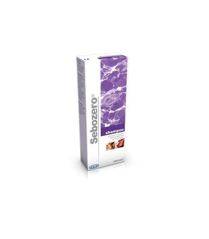 Icf sebozero shampoo 250 ml