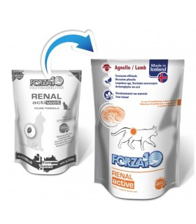 Forza 10 gatto renal active wet all'agnello 100 gr