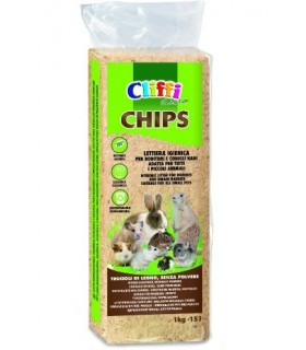 Cliffi chips 1 kg 14 lt