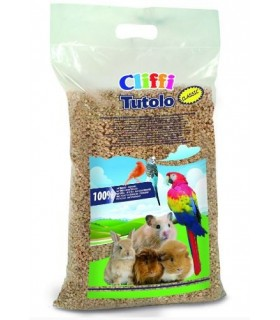 Cliffi tutolo naturale 8 lt