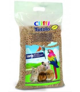 Cliffi tutolo naturale 8 lt