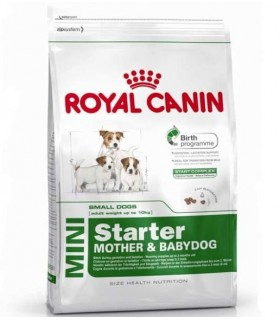 Royal canin mini starter mother and babydog 1 kg