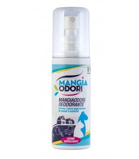 Mangiaodori 125 ml per Tessuti e Ambienti
