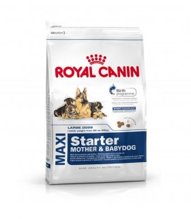 Royal canin maxi starter mother and babydog 4 kg