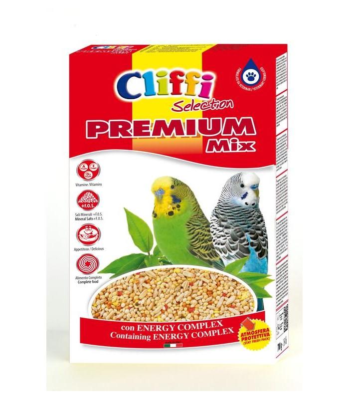Cliffi premium mix pappagallini 800 gr