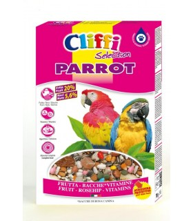 Cliffi selection parrot 500 gr